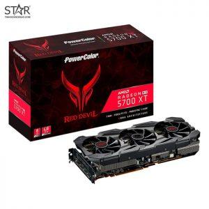 VGA Radeon RX5700XT 8G GDDR6 PowerColor RED DEVIL