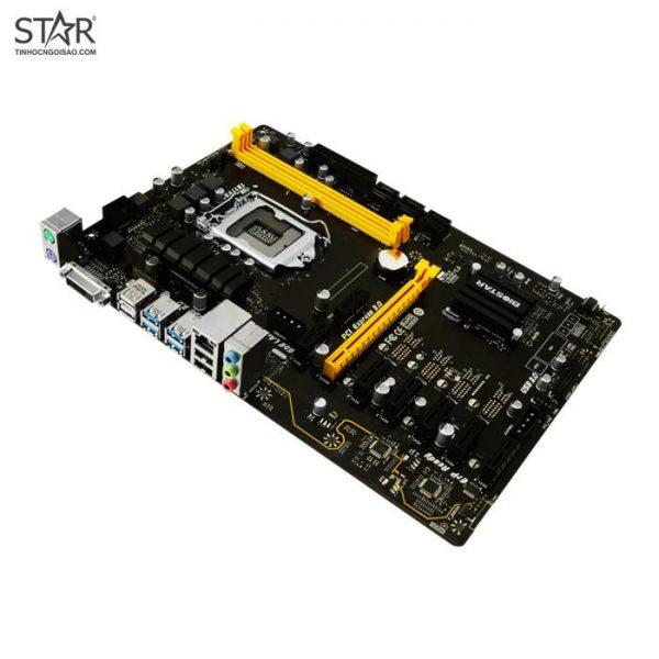 Mainboard Biostar B250 TB250-BTC (8 Chân VGA)