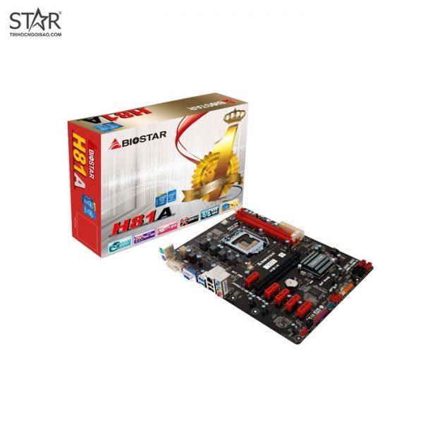 Mainboard Biostar H81A