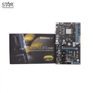 Combo Main - CPU Onboard Pentium Esonic HM76-P2 - 8 Slot VGA