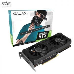 VGA Galax RTX 3060 12G GDDR6 (1-Click OC) (GeForce RTX™ 3060 (1-Click OC))