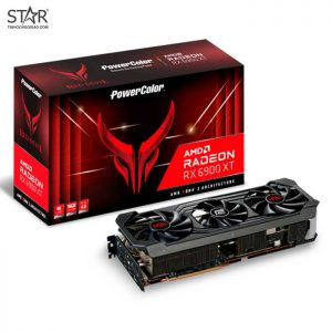 VGA Radeon RX6900XT 16G GDDR6 PowerColor Red Devil