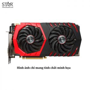 Vga Msi 1080Ti 11G Gaming X 2 fan cũ