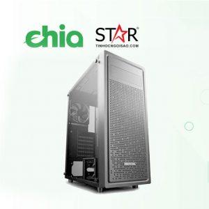 Cấu hình khai thác coin CHIA (XCH) AMD 5800X